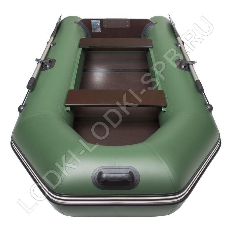 лодка пвх моторно-гребная аква 2800 характеристики